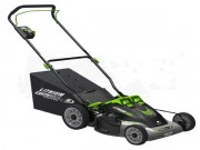 "Earthwise (20"") 40-Volt Cordless Lithium Ion 3-In-1 LawnMower"