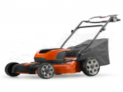 "Husqvarna LE121P (21"") 40-Volt Cordless Electric Push Lawn Mower (With Battery & Charger)"