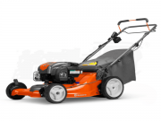 "Husqvarna LC221FHE (21"") 163cc High Wheel Self-Propelled Lawn Mower w/ Electric Start"