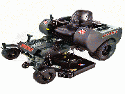 "Swisher Response Gen 2 (54"") 23HP Kawasaki Zero Turn Mower"