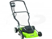 "Earthwise (14"") 8-Amp Electric 2-in-1 Push Lawn Mower 1"