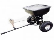 Precision Products 130 LB Tow-Behind Broadcast Spreader