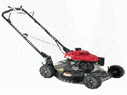 "Honda HRS216VKA (21"") 160cc Self-Propelled Lawn Mower"