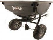 Agri-Fab 85 LB Tow Behind Broadcast Spreader