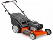 "Husqvarna LC121P (21"") 163cc High Wheel Push Lawn Mower"