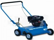 """Bluebird (18"""") 160cc Honda Flail Blade Power Rake Dethatcher"""
