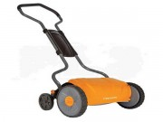 "Fiskars (17"") 5-Blade StaySharp Push Reel Mower"