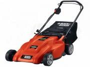 "Black & Decker (18"") 36-Volt Cordless Electric Lawn Mower"