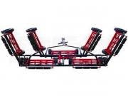 ProMow Premium Sport Series 7 Gang Mower (7 Reels, 8-Blade)