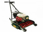 "California Trimmer High Cut (20"") 7-Blade Honda GX Power Reel Mower"