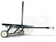 "Agri-Fab (40"") Tow Behind Lawn Dethatcher"