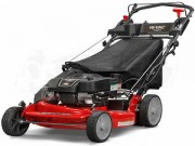 "Snapper (21"") 190cc Hi-Vac Self-Propelled Electric Start Lawn Mower"
