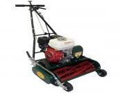 "California Trimmer High Cut (20"") 5-Blade Honda GX Power Reel Mower"
